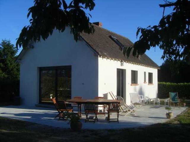 L'Hermitage - Seichebrières - House