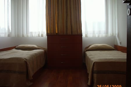 Big apt ideal for Summer/Winter hol - Pamporovo