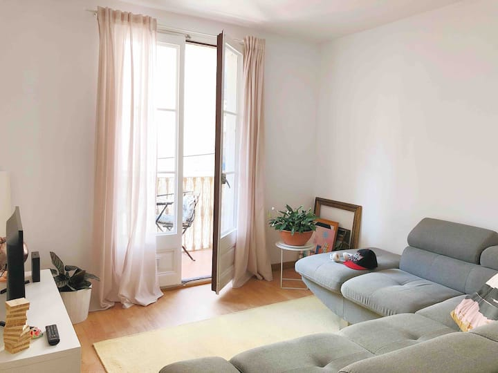 Single room in the cool center of BCN #1