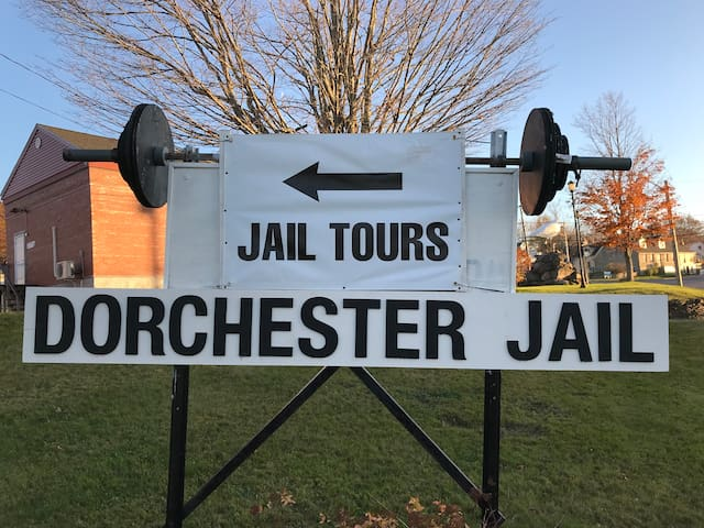 The Dorchester Jail Cell #1 - #1 rated experience