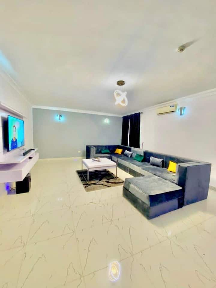 Super comfy Private room in lekki phase one