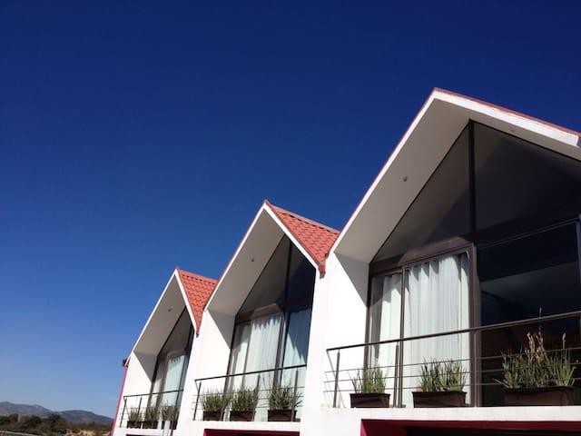 Hermosa habitacion en Pueblo mágico Real del Monte