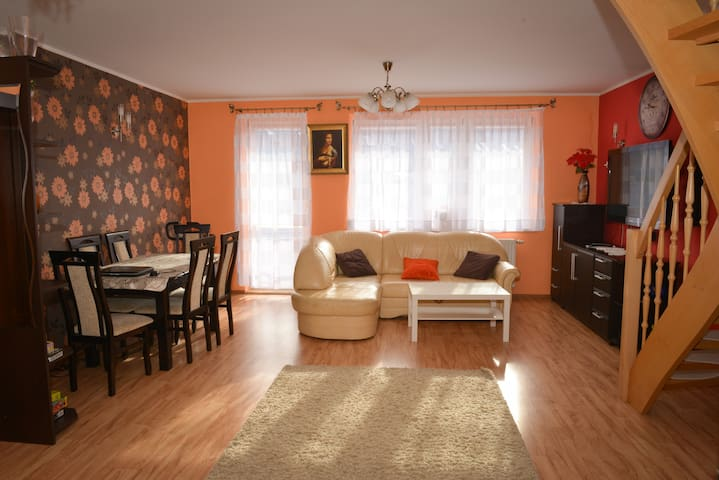 FamilyHouse - Gdańsk - Daire