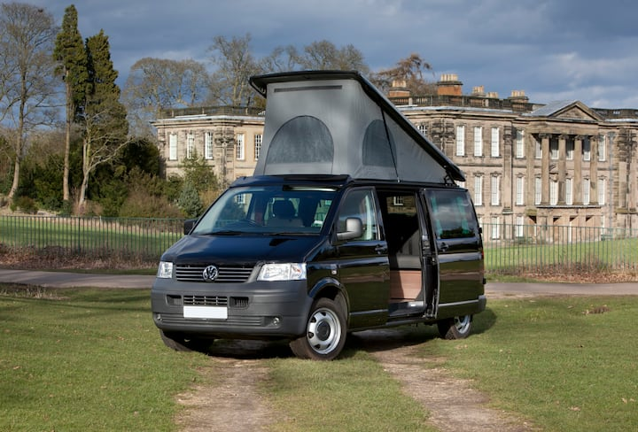 Newly Converted T5 VW LWB Camper