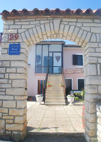 Holiday Apartment in Village Peresiji - Peresiji - Wohnung