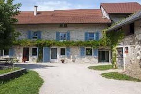 Belle et confortable maison de bugiste de 200 m2 - Ceyzérieu - Dom