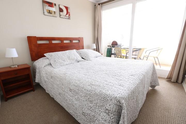 Apartamento 603 Vista Mar Lilenes