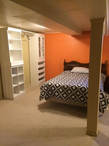 Cute, private room centrally located.