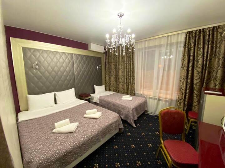 Апарт Отель В центре Москвы