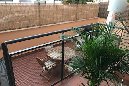 Bonito Bajo con Terraza en las Rozas - Apartment