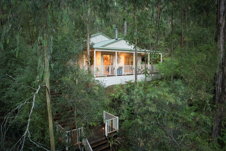 Myers Creek Cascades Luxury Cottages