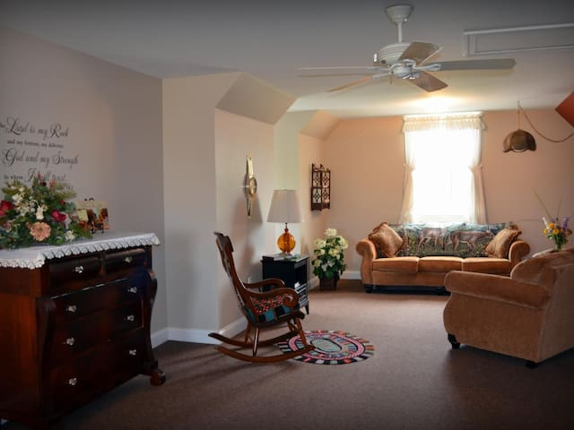 Farm View Lodging Apartment - Gordonville - Appartamento