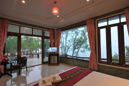 I Talay Lanta Room 4 - Ko Lanta Yai - Dům