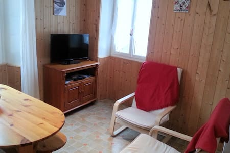 Appartement le Morgon pour 6 person - Saint-Vincent-les-Forts