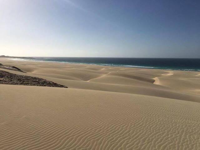 Deserto di Viana , una delle tante escursioni da fare sul isola