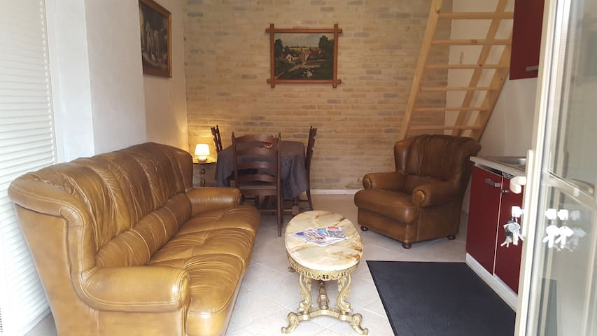 Woning aan dorpsrand 25 Denderleeuw