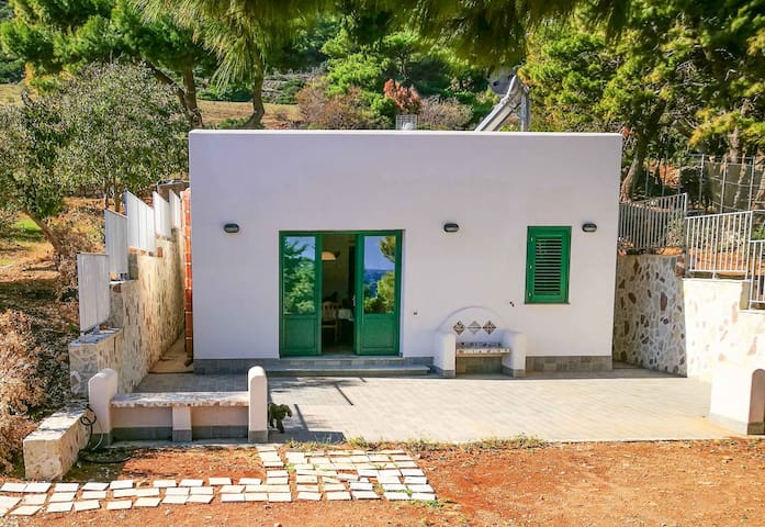 Marettimo (Egadi Islands): Villa with Garden - Marettimo - Villa
