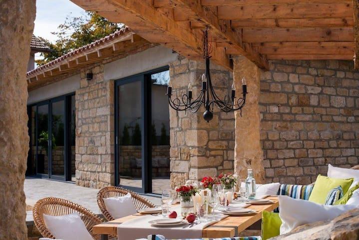 Villa 'Dolche Vita- Industrial'- einem Traum