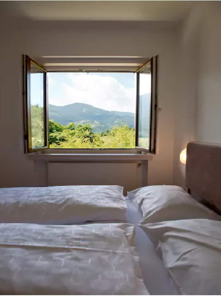 Appartamento con 2 camere da letto per 8 persone