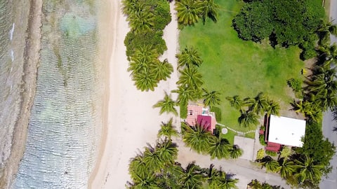 *Natural Pool* Beachfront Gazebo *Sunbay Unit