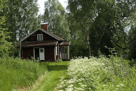 Pippi-Langstrumpf-House in Sweden