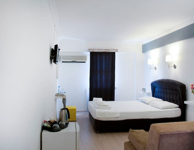 Pudra boutique hotel double room 1 - Bodrum - Bed & Breakfast