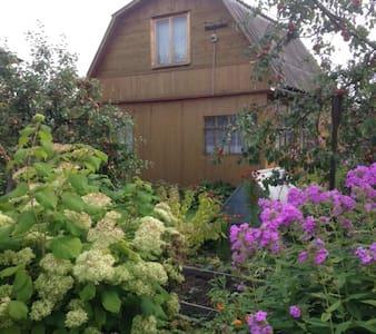 Летний дом в дачном поселке - Торики