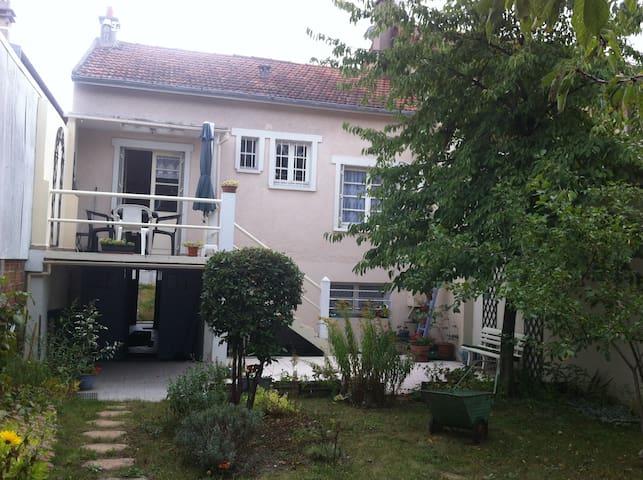maison de ville avec jardin - Bezons - Casa