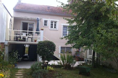 maison de ville avec jardin - Bezons