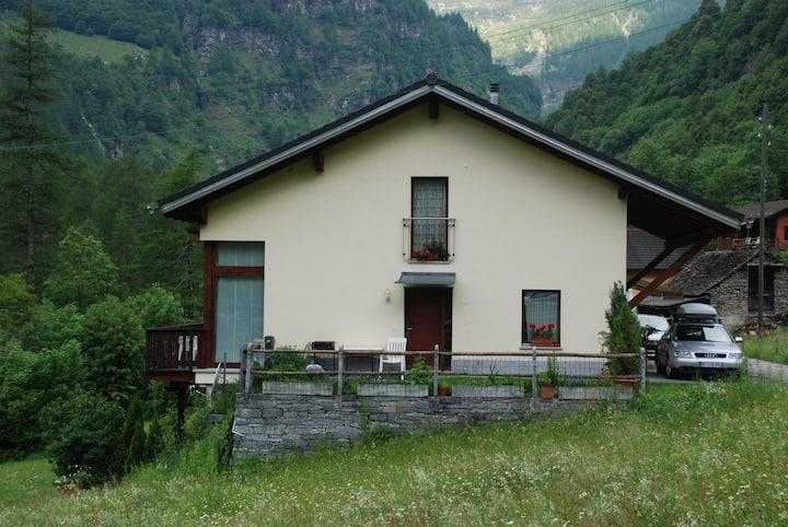 casa confortevole ecologica