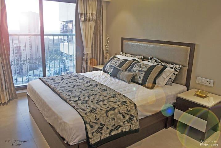 One room,luxury aprt,Andheri,Mumbai - ムンバイ - アパート