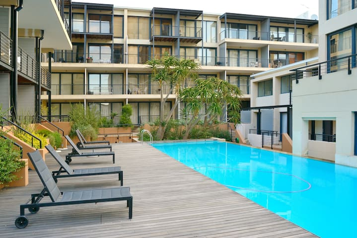 Central Cape Town City Apartment - Cidade do Cabo