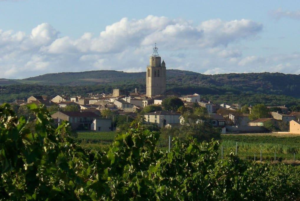 Le Village de Caux