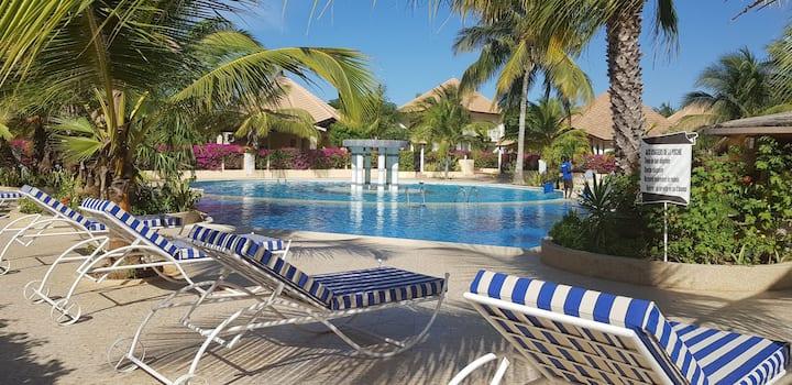 Villa avec piscine privée dans superbe  résidence