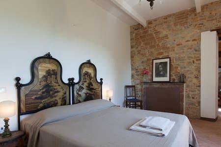 Bacialupo B&B - Room Le Cementine - Montecalvo Versiggia