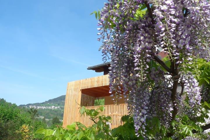 Casa sul Lago-Vacanza Naturale - Calceranica Al Lago