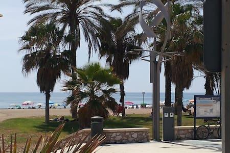 Habitaciòn acogedora en Huelin: Playa - Málaga