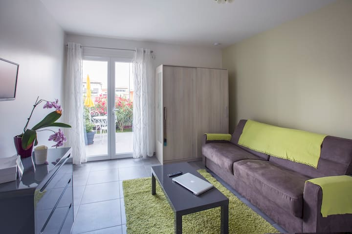 BRAND NEW COSY APPARTMENT - Villeneuve-de-la-Raho - Huoneisto