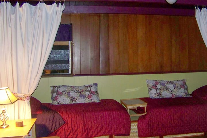 Lovely Studio Apartment Near Hilo  - Keaau - Apartamento