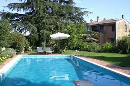 B&B Vigna Lidia con piscina - Civita Castellana - Villa