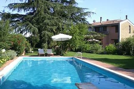 B&B Vigna Lidia con piscina - Civita Castellana