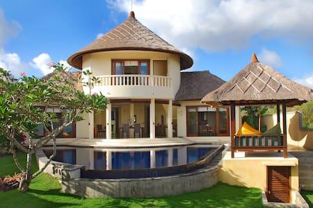 Frangipani Villa at Jimbaran 2br