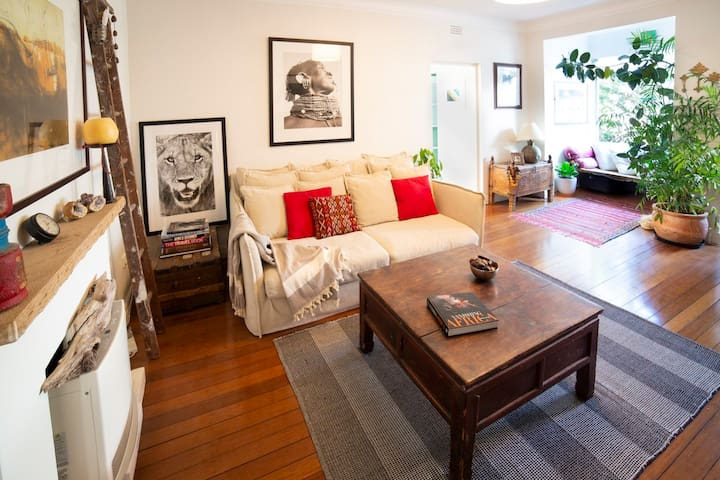Beautiful apartment in Double Bay