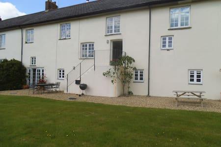 Devon longhouse,Modbury, (dbl room) - Modbury