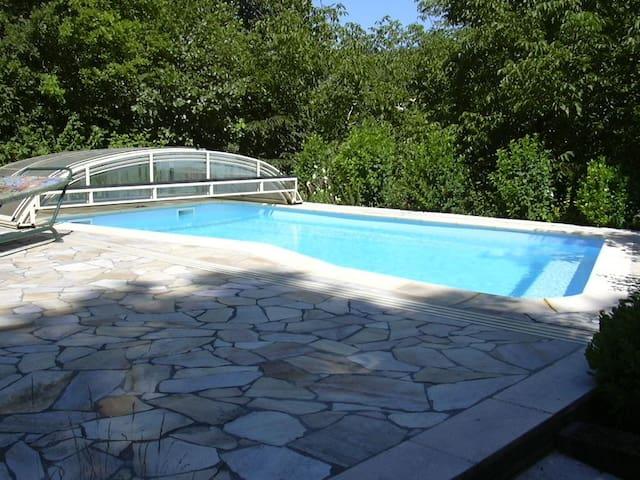 la piscina per il vostro relax