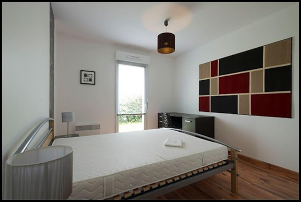 La chambre Mondrian
