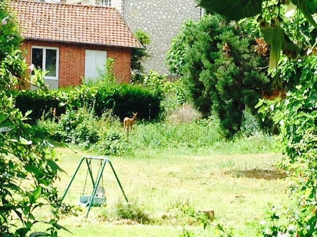 Petite maison de gardien - Orgeval - House