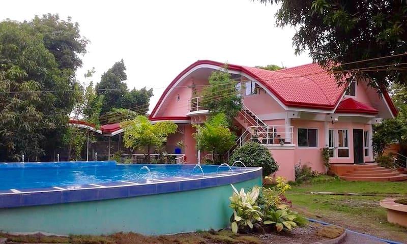Family Villa Room1 With Pool Near Beach