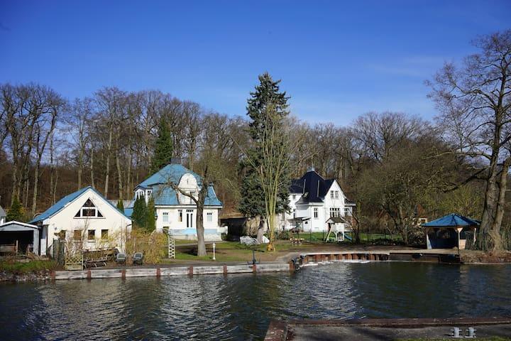 """"""" Villa Lenz """"  Feha Malchow und Fewo Plau - Malchow OT Lenz - Villa"""