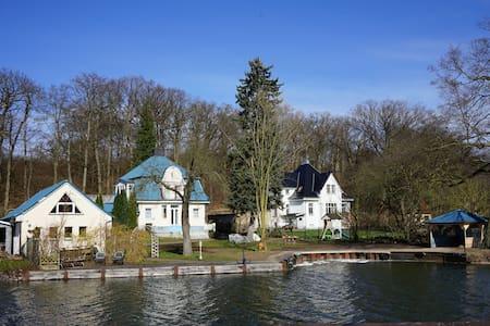 """"""" Villa Lenz """"  Feha Malchow und Fewo Plau - Malchow OT Lenz"""